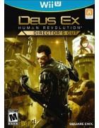 Deus Ex Human Revolution: Director's Cut WiiU (2011)