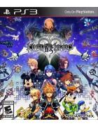 Kingdom Hearts HD 2.5 Remix PS3 (2014)