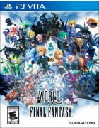 World of Final Fantasy Vita