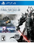 Final Fantasy XIV Online: The Complete Edition PS4
