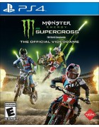 Monster Energy Supercross: The Official Videogame PS4