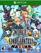 World of Final Fantasy Maxima XBX1