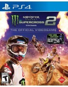 Monster Energy Supercross 2: The Official Videogame PS4