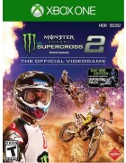 Monster Energy Supercross 2: The Official Videogame XBX1