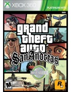 Grand Theft Auto: San Andreas X360