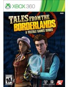 Tales from the Borderlands X360
