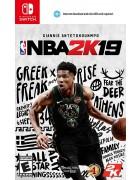 NBA 2K19 SWCH