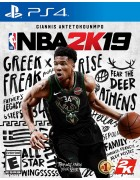 NBA 2K19 PS4