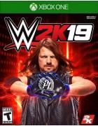WWE 2K19 XBX1