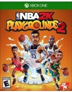 NBA 2K Playgrounds 2 XBX1