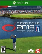 The Golf Club 2019 featuring PGA Tour XBX1