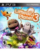 LittleBigPlanet 3 PS3 (2014)