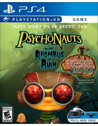Psychonauts in The Rhombus of Ruin VR PS4