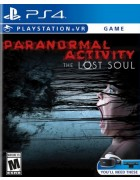 Paranormal Activity: The Lost Soul VR PS4