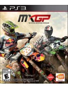 MXGP: The Official Motocross Videogame PS3 (2014)