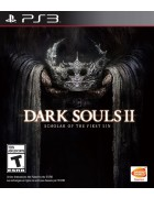 Dark Souls II: Scholar of the First Sin PS3
