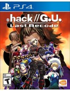 .hack//G.U. Last Recode PS4