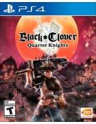 Black Clover: Quartet Knights PS4