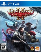 Divinity: Original Sin II - Definitive Edition PS4