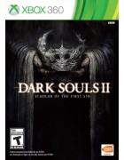 Dark Souls II: Scholar of the First Sin X360