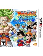 Dragon Ball: Fusions 3DS