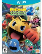 Pac-Man and the Ghostly Adventures 2 WiiU (2014)