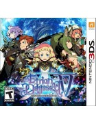 Etrian Odyssey V: Beyond The Myth 3DS