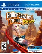 RollerCoaster Tycoon Joyride PS4