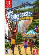 RollerCoaster Tycoon Adventures SWCH