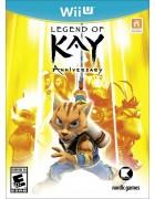 Legend of Kay Anniversary WIIU