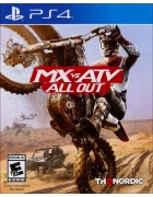 MX vs. ATV All Out PS4