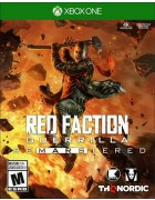 Red Faction Guerrilla: ReMARStered XBX1