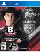8 to Glory: Official Game of the PBR PS4