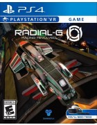 Radial-G: Racing Revolved VR PS4