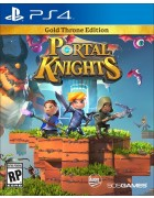 Portal Knights: Gold Throne Edition PS4