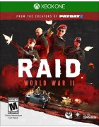 Raid: World War II XBX1