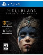 Hellblade: Senua's Sacrifice PS4