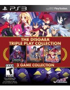 The Disgaea Triple Play Collection PS3