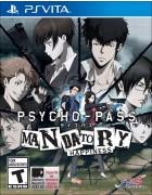 Psycho Pass: Mandatory Happiness Vita