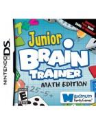 Junior Brain Trainer: Math Edition NDS (2011)