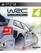 WRC 4: FIA World Rally Championship PS3