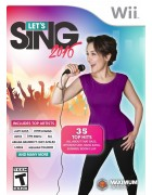 Let's Sing 2016 (Game Only) WII