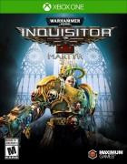 Warhammer 40,000: Inquisitor - Martyr XBX1
