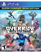 Override: Mech City Brawl PS4
