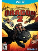 How to Train your Dragon 2 WiiU (2014)