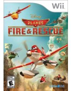 Disney Planes: Fire & Rescue WII (2014)