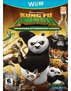 Kung Fu Panda: Showdown of Legendary Legends WIIU