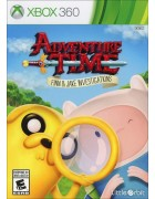 Adventure Time: Finn and Jake Investigations X360
