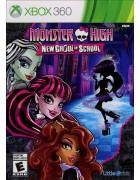 Monster High: New Ghoul in School X360