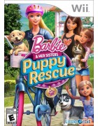 Barbie and Her Sisters: Puppy Rescue WII